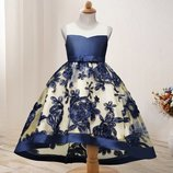 Нарядное платье на выпуск, платье на свадьбу, платье на день рождение, платье на утренник
