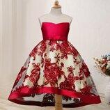 Нарядное детское платье на день рождения ребёнка, платье на свадьбу, платье на праздник.