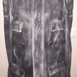 р 50 евро куртка кожа Bugatti