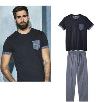Мужской домашний костюм или пижама Livergy Германия, футболка штаны