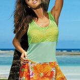 Пляжное платье туника 415 от Marko Польша Разные цвета