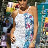 Пляжная туника платье 416 от Marko Польша В цветах