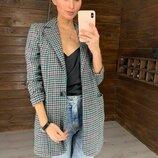 Стильный удлиненный пиджак,3 цвета