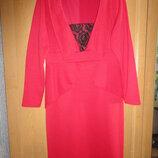 Шикарное платье-костюм