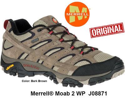 Кроссовки Merrell® Moab 2 Waterproof original 9,0US, 43EU J08871