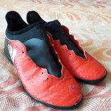 Кроссовки футзалки фирменные Adidas р.35-22см.