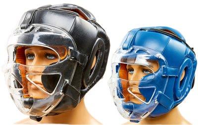 Шлем для единоборств с прозрачной маской Venum Flex 8348 размер М-Xl 2 цвета