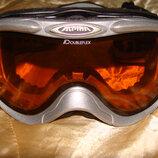 горнолыжная маска Alpina doubleflex оригинал Германия