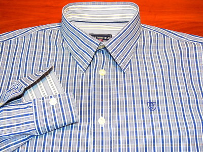 COTTONFIELD Шикарная рубашка - M - S