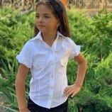 блузка школа, школьная блуза, блуза школа