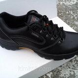 Кроссовки туфли мужские кожаные KARDINAL 40 -45 р-р