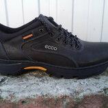 Кроссовки ботинки кожаные мужские ессо 40 -45 р-р