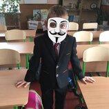 Школьный костюм б/у 122