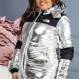 Водоотталкивающая демисезонная куртка, большой размер