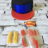 Бейсболка детская блейзер подростковая кепка Лего конструктор Lego