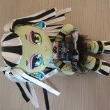 Мягкая кукла Монстер Хай Monster High Mattel