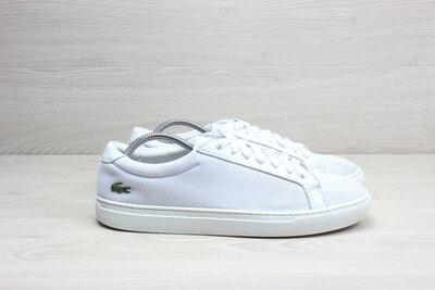 Мужские кроссовки Lacoste оригинал, размер 45.5 - 46