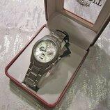 Часы мужские ORIENT CTR04000DO Япония , кварцевый механизм Ориент Япония , полностью титановые