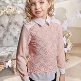 Красивая блузка Suzie для девочки р.134