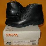 32р. Нові черевики Geox Federico. Оригінал. Індія. US1