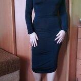 Стрейчевое платье 12 размера