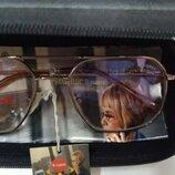 Защитные очки для работы за компьютером,с чехлом.