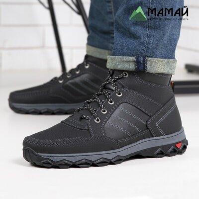 Продано: Мужские зимние ботинки -20 °C Черевики чоловічі кроссовки Аб-10