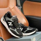 Кроссовки мужские New Balance X90 Black Grey