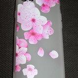 Красивейший силиконовый чехол-бампер для iPhone 7.