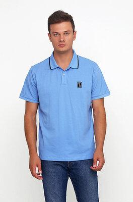 Оригинальная футболка-поло от бренда H&M разм. М, L, XL