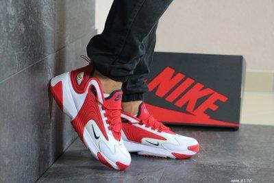 Кроссовки мужские Nike Zoom 2K красные 8170
