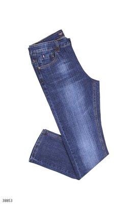 Мужские синие джинсы 34-44