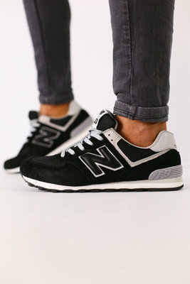 Мужские кроссовки, натуральная замша, код ks-5309