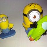 McDonalds Игрушка Хеппи мил макдональдс миньон коллекционная игрушка фигурка