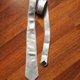 Louis vuitton галстук шелк оригинал