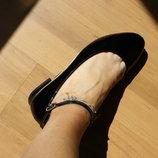 Новые балетки лодочки New Look 37 размер на узкую ногу