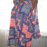 Блузка Привезенная Из За Границы р.68-70