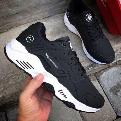 Мужские кроссовки Nike Huarache Fragment.