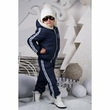 Зимний костюм б.у. размер 110-116