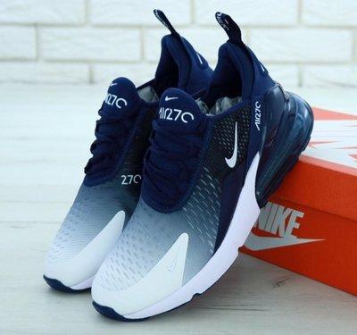 Мужские кроссовки Nike Air Max 270 Blue White