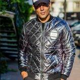 Новиночки Мужская куртка- деми, размеры 46- 52