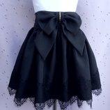 Школьная юбка Бант