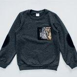 Кофта реглан свитер для мальчика
