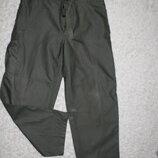 Оригинальные военные брюки в оливе армии Бельгии
