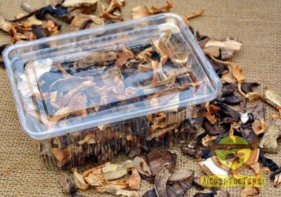 Мікс лісових грибочків, 0432