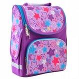 Рюкзак шкільний, каркасний PG-11 Funny Stars