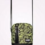 Мессенджеры сумки через плечо M5 SPLASH LIME