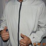 Стильная фирменная термо курточка кофта реглан .bpc selection.хл унисекс .