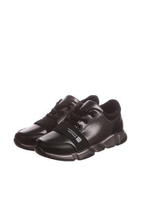 Кроссовки для девочки Jong Golf 32, 33, 34, 35 р Черный, бронза C770-2
