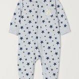 Слип человечек пижама h&m